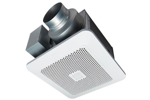 Whisper Choice Auto Ventilation Fan Auto Motion Moisture