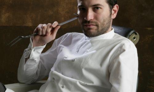 Chef Giuseppe Iannotti (Kresios, Telese Terme Benevento)