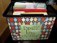 Family Home Evening files
