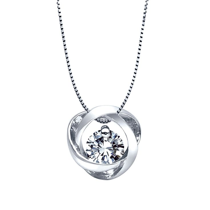 Image result for diamond eternity necklace