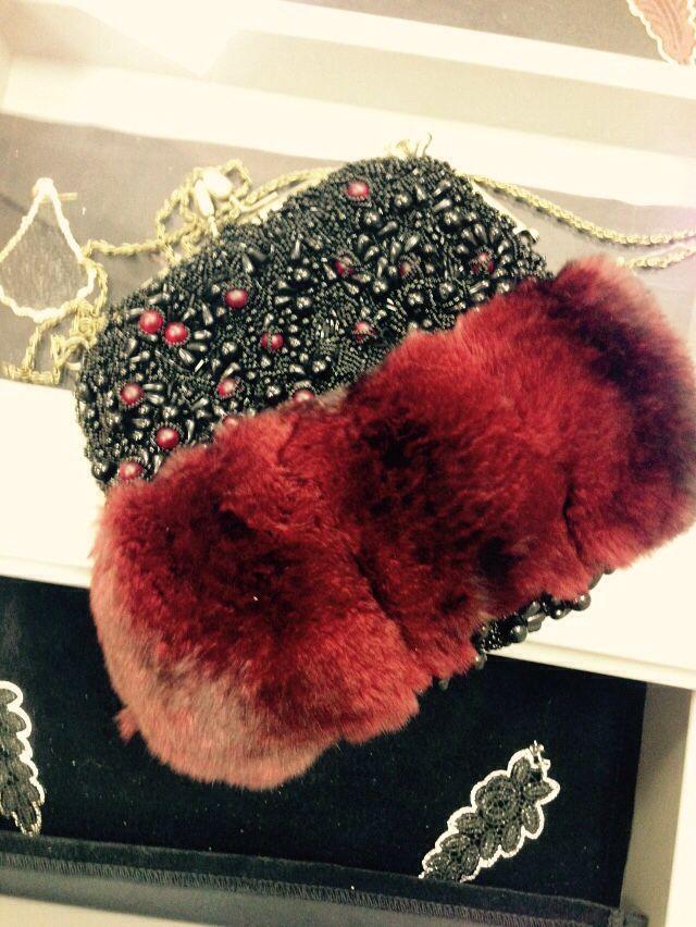 exclusive bag by Irina Mashenceva