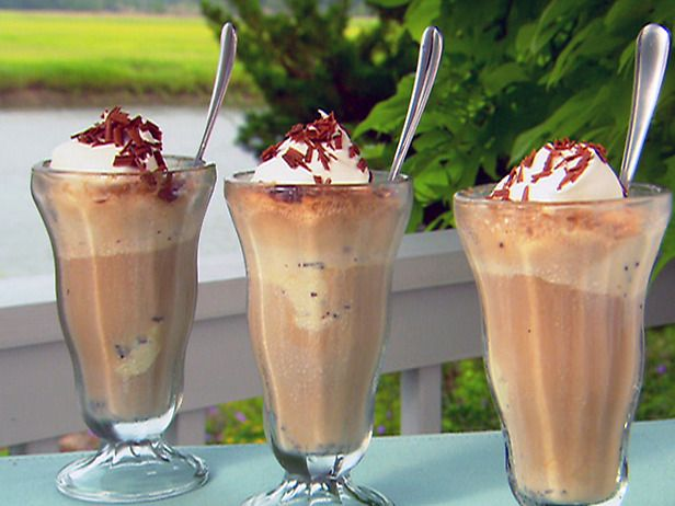 Vanilla Chocolate Chip Root Beer Float (1) From: Food Network, please visit