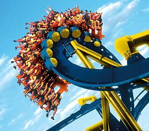 My #katespadeny vespa may be a better ride than anything at Six Flags Fiesta Texas in San Antonio. #ridecolorfully