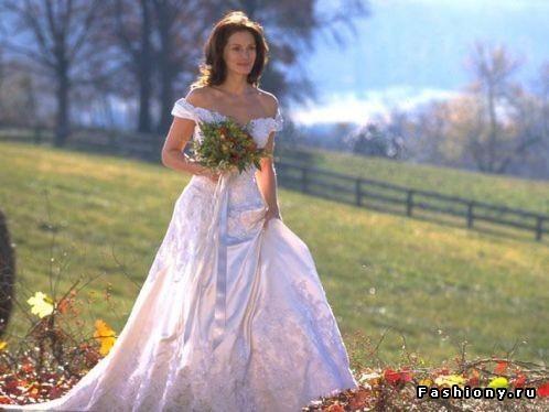 Фильм сбежавшая невеста свадебное платье