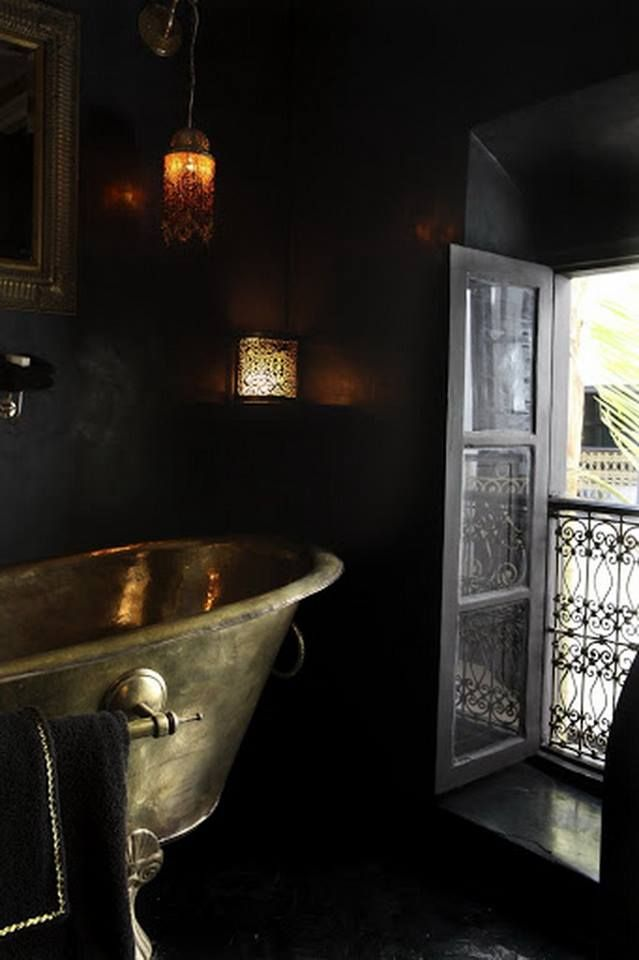 smokynoir:  DAR JAGUAR  A sumptuous riad in the heart of the ancient district of Marrakech, Dar Jaguar brings together an exquisite blend of...