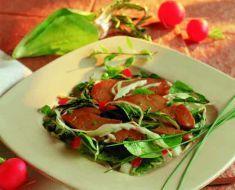 Tagliata di seitan con insalata - Tutte le ricette dalla A alla Z - Cucina Naturale - Ricette, Menu, Diete