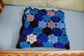 MEG Self Realization: Połączenie idealne: Szydełko + Patchwork / Perfect combination: crochet hook + patchwork / Combinação perfeita: crochê + patchwork