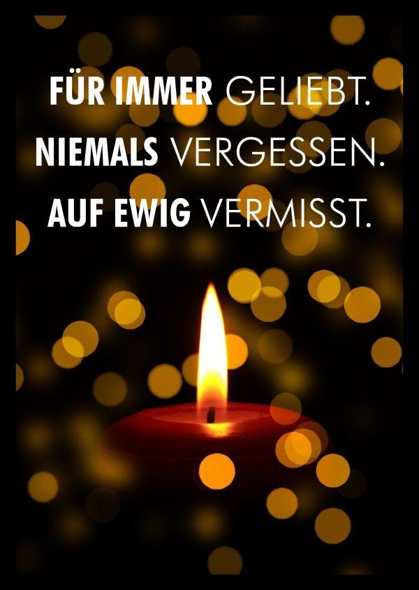Kerzen Bilder Für Verstorbene