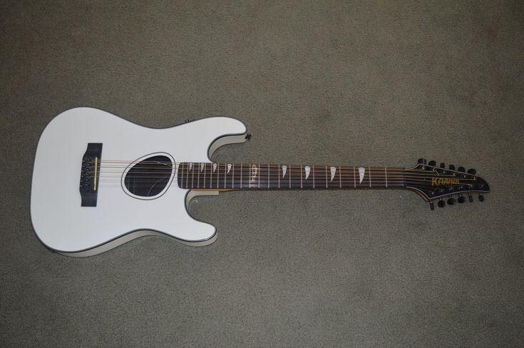 54 best guitar kramer images on pinterest electric guitars unique guitars and custom guitars. Black Bedroom Furniture Sets. Home Design Ideas
