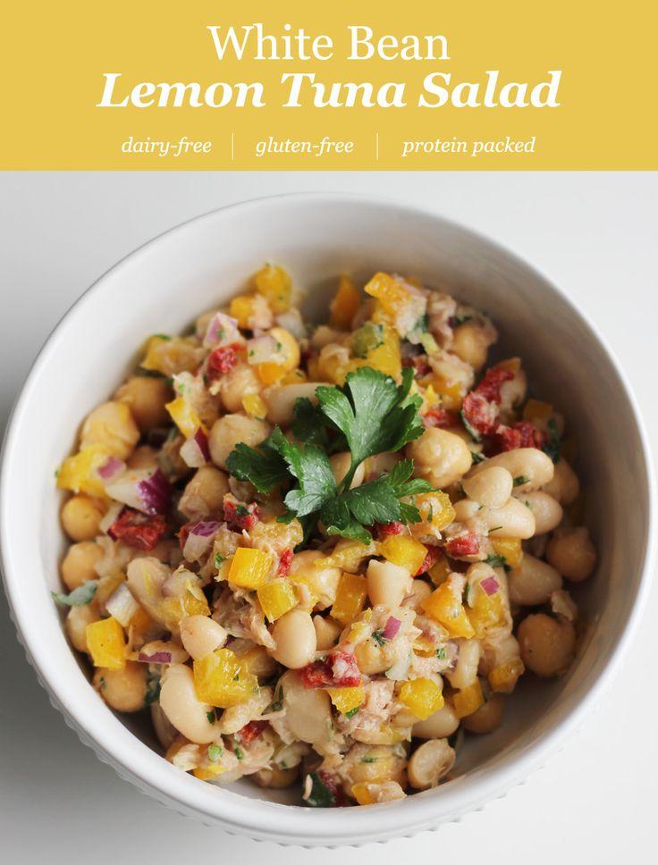 1570 best milk free foods images on pinterest gluten for Tuna fish salad calories