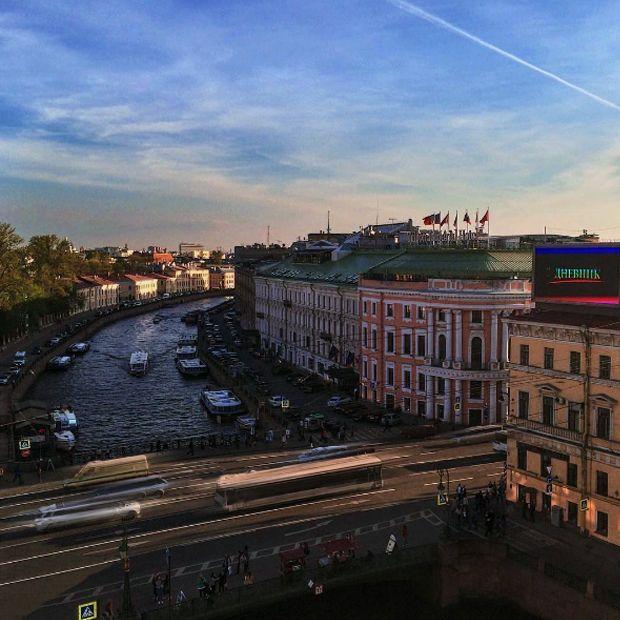 Nevsky Prospect, São Petersburgo  - 20 destinos mais compartilhados no Instagram;
