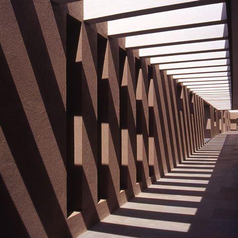 lighting pattern. lupin research park by malik architecture lighting pattern