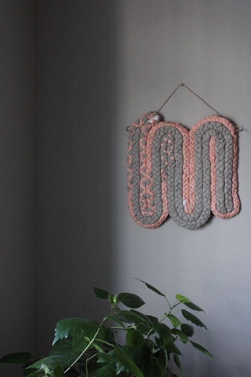 Pink Wall Hanging