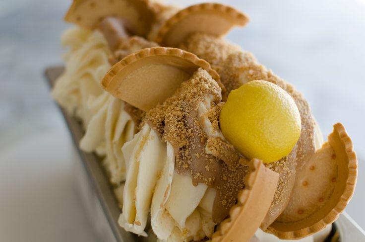 Παγωτό Lemon pie
