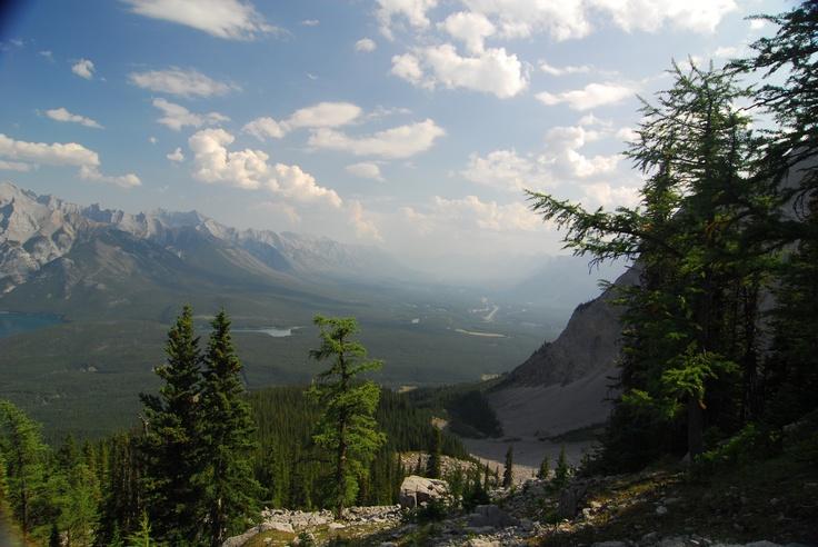 Jasper, Alberta - Skyline Trail