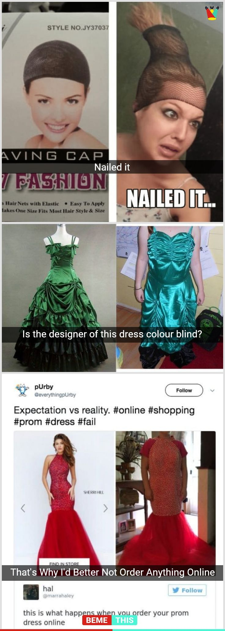 10+ Hysterical Online shopping Fails That Will Put You Off of Buying Online Forever #shopping #shoppingonline #epic #epicfail