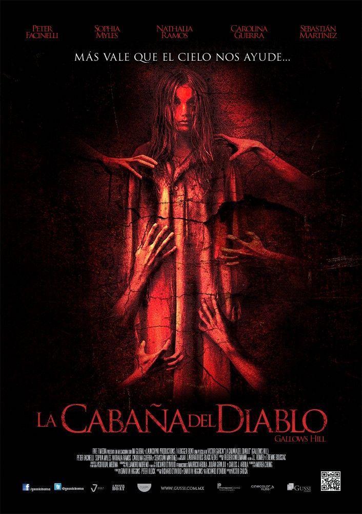 CINEMA unickShak: LA CABAÑA DEL DIABLO - cine MÉXICO Estreno: 04 de Diciembre 2015