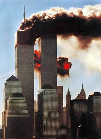 9/11/01 Twin Towers - i am so blessed to have been working on a carnival show that thru that traveling employment I was able to see NYC - twin towers, Brooklyn Bridge, Statue of Liberty.... that experience happened in 2000.......