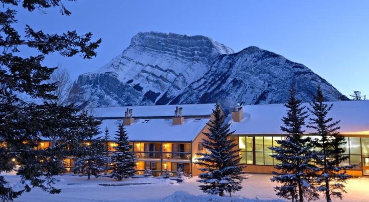 Douglas Fir Resort & Chalets Banff Surrounded by the beautiful natural environment of Tunnel Mountain, and a short distance from Banff town centre, this family-friendly resort features all the comforts of home in an unforgettable location.