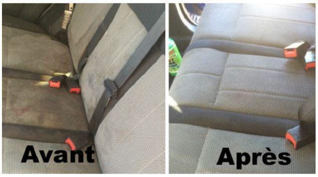 Redonnez aux sièges de vos voitures tout leur éclat avec cette astuce !