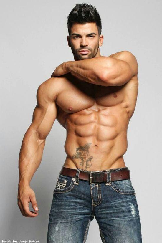 Sexy male guys