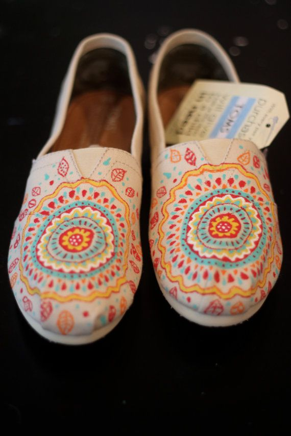 Hey, I found this really awesome Etsy listing at https://www.etsy.com/listing/200848830/colorful-hand-painted-toms-any-size