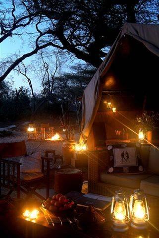 Amboseli Porini Camp | Simply Kenya Holidays