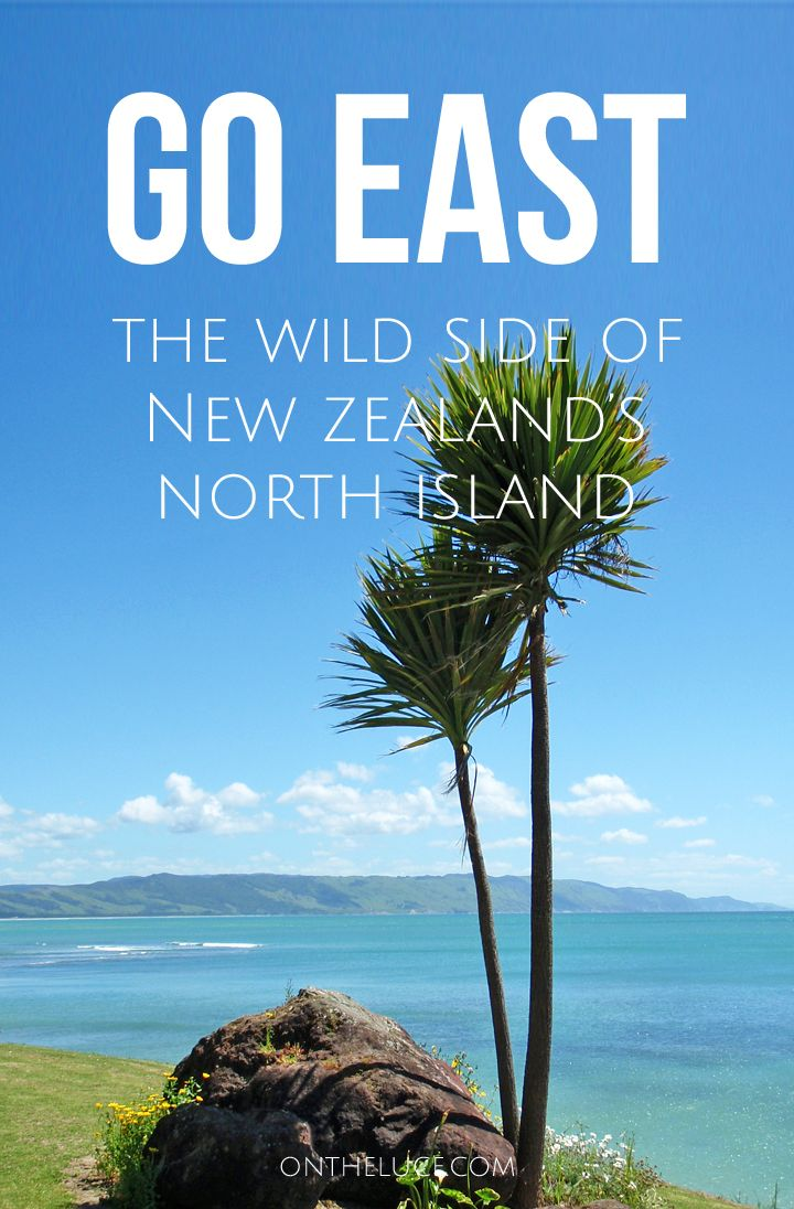 The East Cape – the wild side of New Zealand's North Island, with with unsealed roads, wild coastline, wineries and plenty of Maori culture.