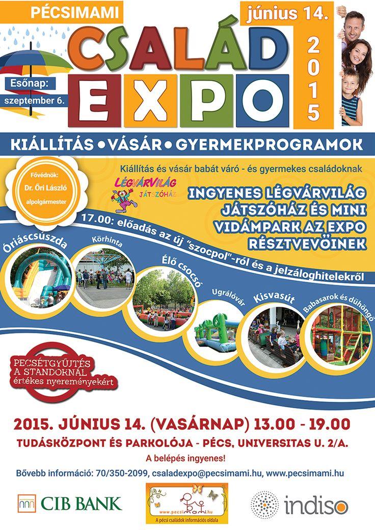 Család Expo 2015 - Pécs
