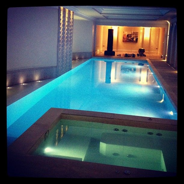 25 best ideas about basement pool on pinterest game for Basement swimming pool ideas