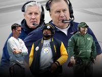 Bill Belichick, Pete Carroll top 2017 head coach power rankings - NFL.com