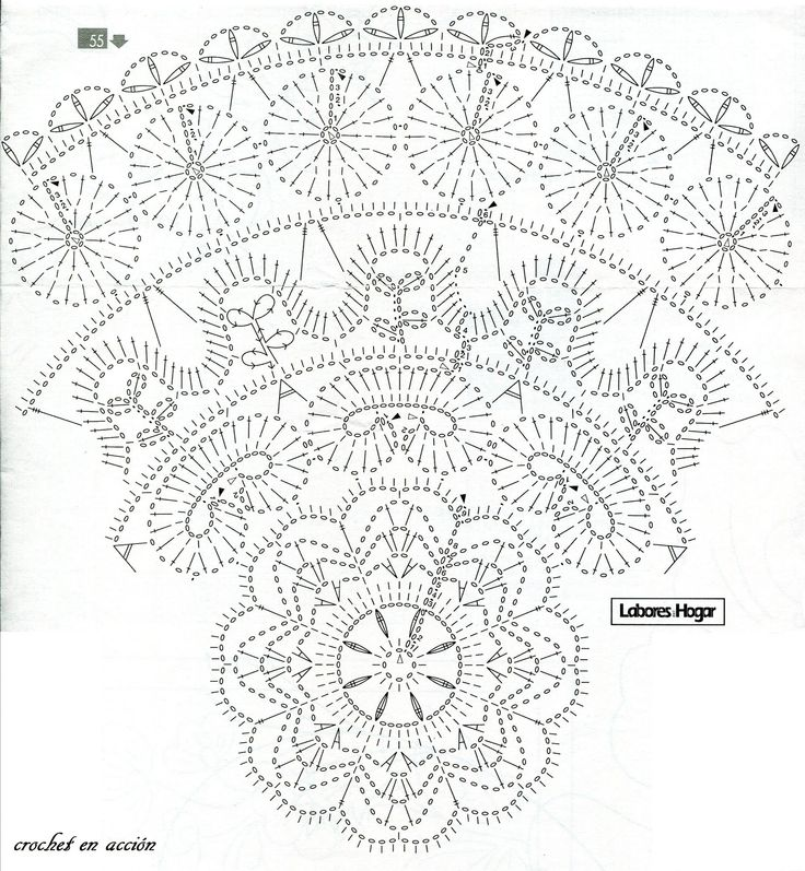 1483 best Doilys and doily rugs images on Pinterest