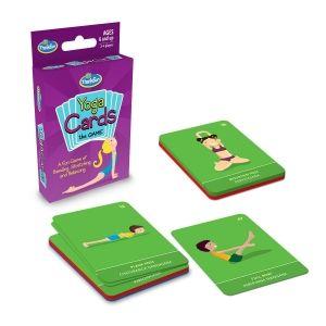 yoga card game