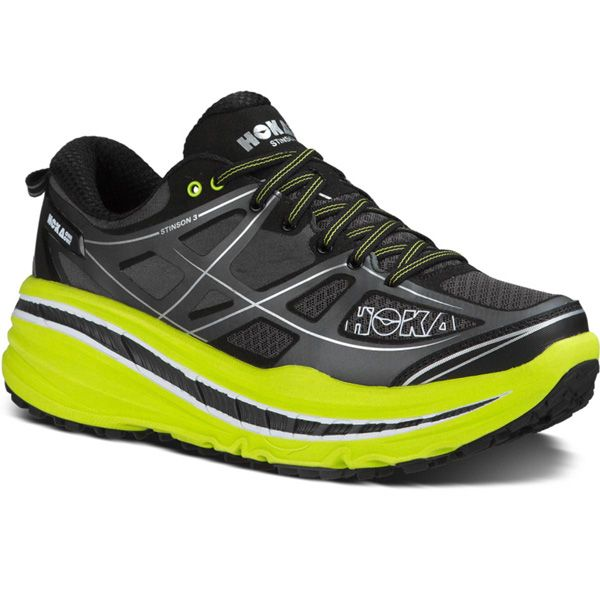 HOKA STINSON 3 ATR GREY/CITRUS 16