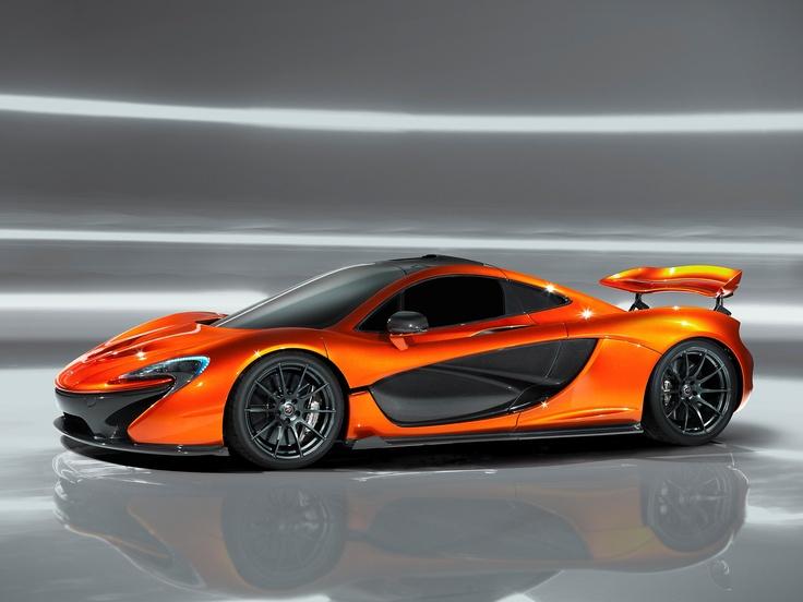Genial McLaren P1: Every Gorgeous Angle