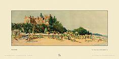 Felixstowe by Sir Henry George Rushbury