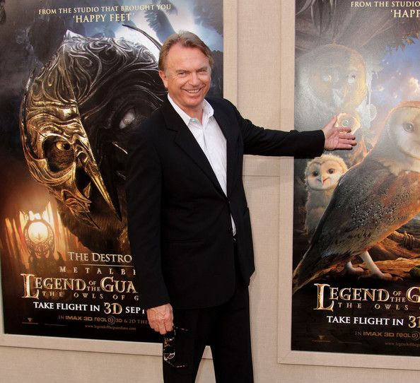 "Sam Neill Photos Photos - Actor Sam Neill attends the ""Legend of The Guardians: The Owls of Ga'Hoole"" film premiere at Grauman's Chinese Theatre on September 19, 2010 in Los Angeles, California. - Premiere Of ""Legend Of The Guardians: The Owls Of Ga'Hoole"" - Arrivals"