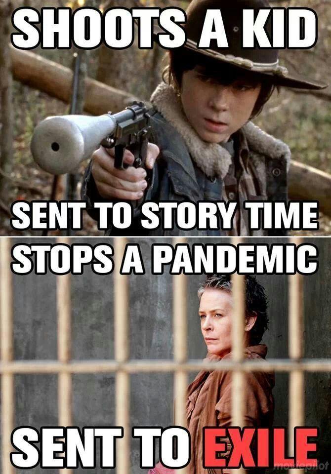 Walking Dead Meme Season 4 Carol 61 best Carol P...