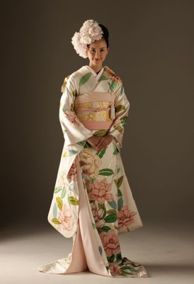 This is the kimono of my dreams <3