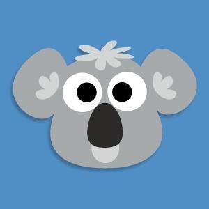 Printable Koala Mask
