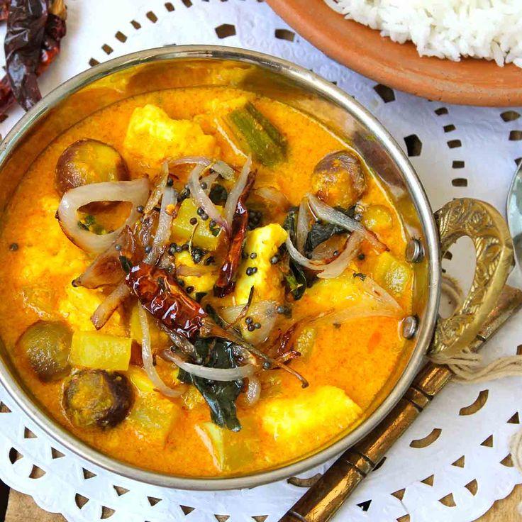 Paneer and Raw Mango Curry Recipe