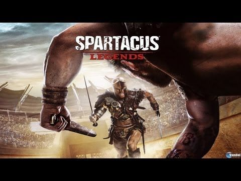 Spartacus Legends, gameplay first impressions. online gameplay