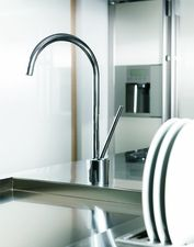 Designer and Modern Kitchen Faucets | Contemporary Kitchen Fixtures