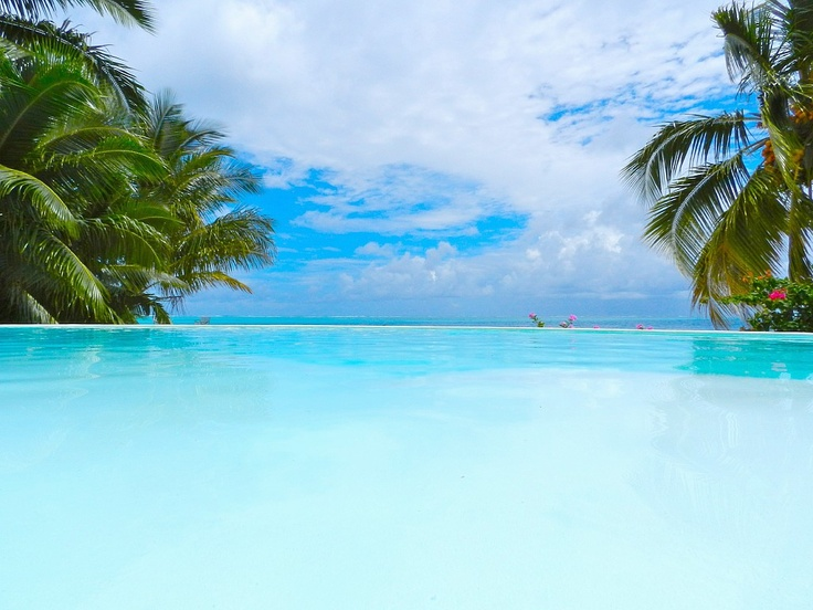 Villa vacation rental in Moorea Island