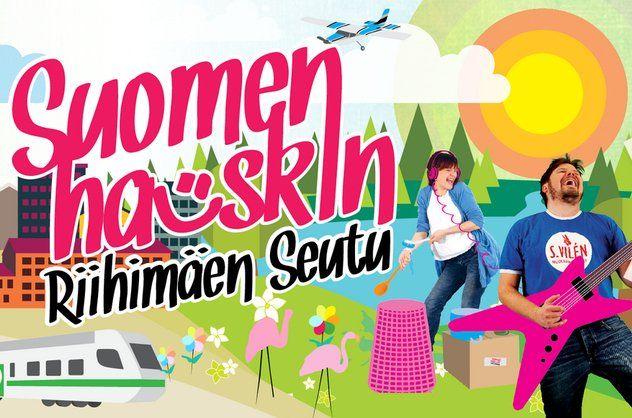 Riihimäen seutu on Suomen hauskin - Hämeen Kaiku #Riihimäki #suomenhauskin #riihimäenseutu