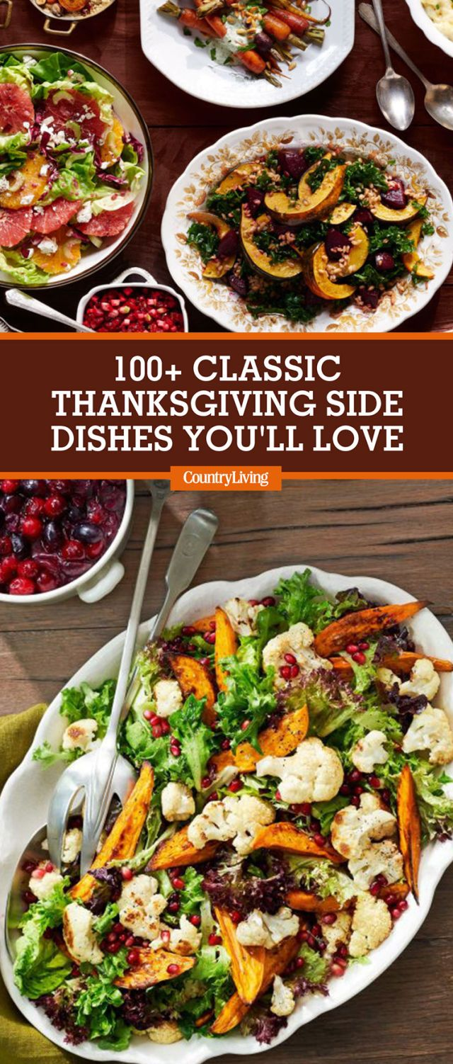 Classic Table Side Dishes Update Your Menu With These 100 Classic Thanksgiving Side Dishes