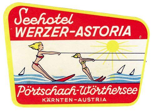 Seehotel Werzer-Astoria ~ Karnten Austria