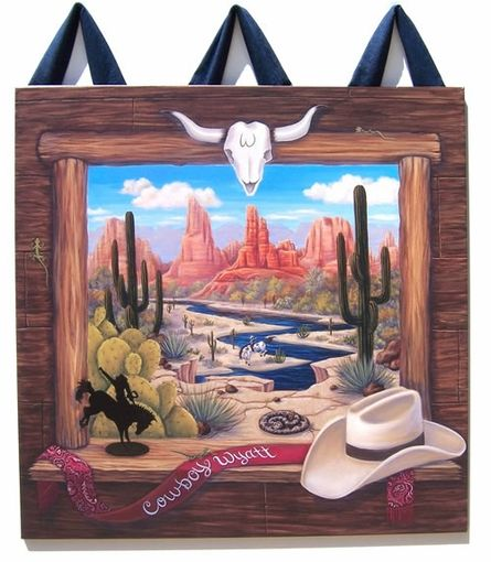 24 best images about western painted murals walls on pinterest murals old boots and cowboy. Black Bedroom Furniture Sets. Home Design Ideas