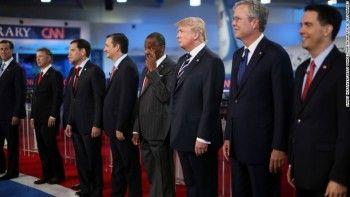 CNN Republican Debate September 16 2015