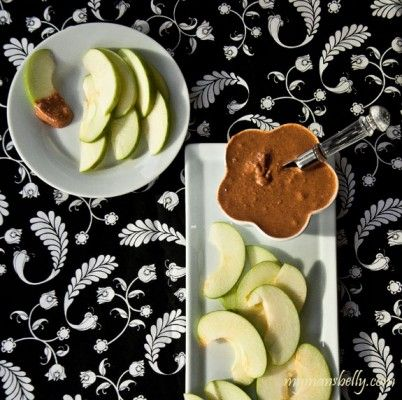 Easy Appetizer Ideas � Smoked Almond Butter